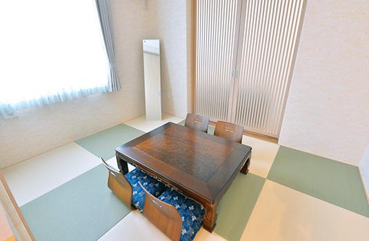 小さな森の家 野田清水 リビング02