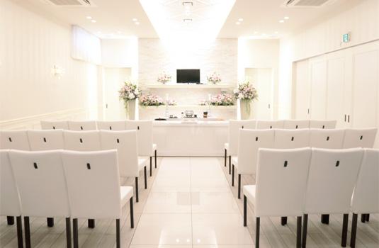 小さな森の家 野田川間 家族葬ホール