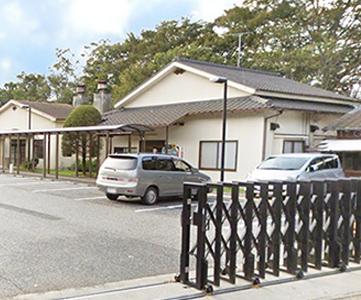 野田市の公営斎場、関宿斎場の外観