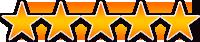 お客様アンケート評価:星★5.0