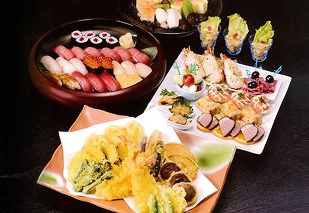 お通夜・告別式に召し上がる和食料理の画像
