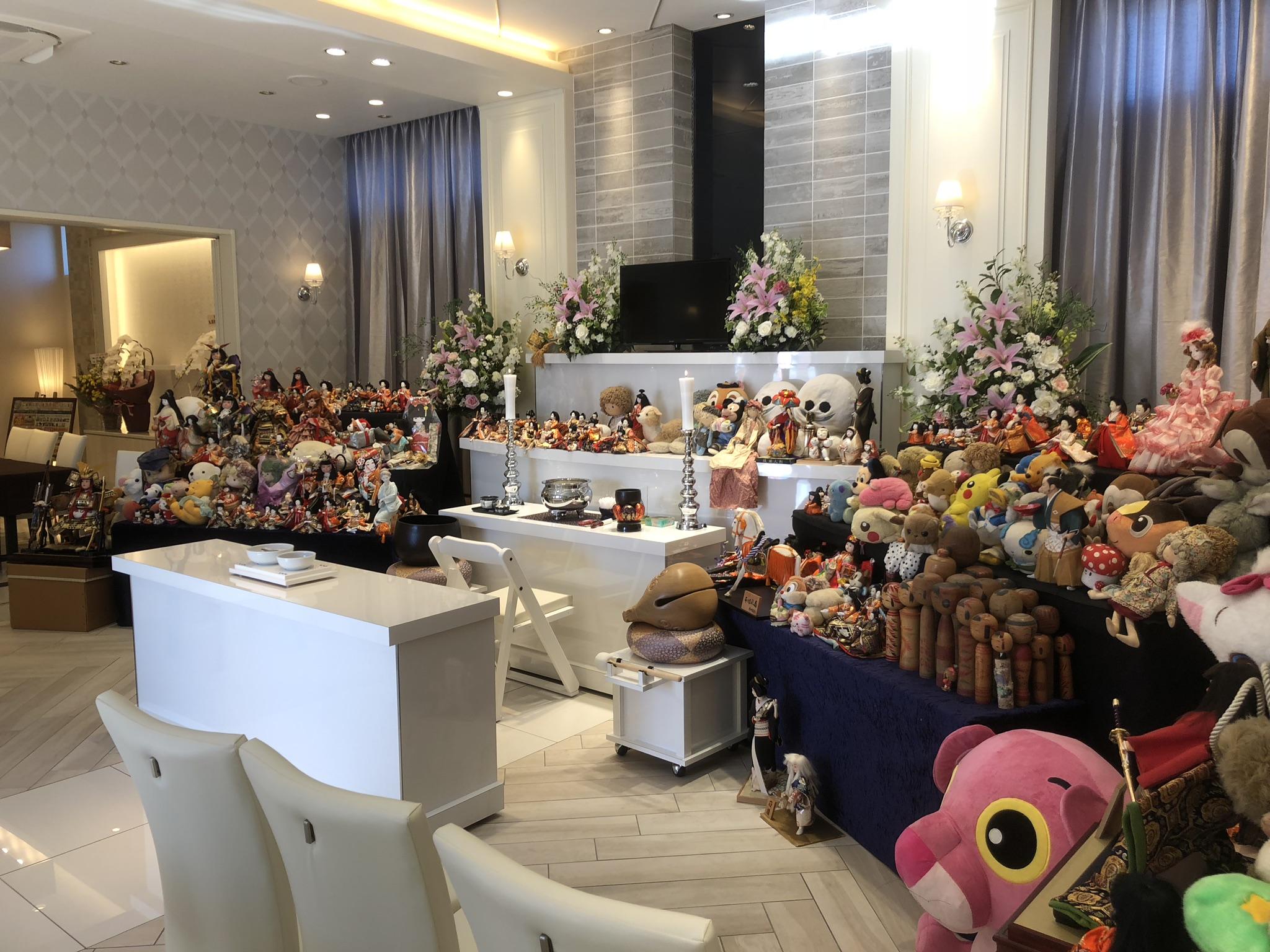 我孫子中峠台の「人形供養祭」のご報告です。